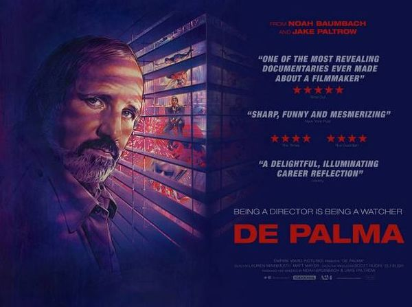 De Palma: The master of excess and suspense