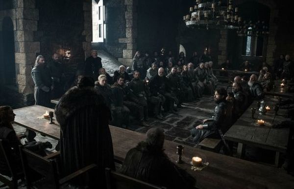 GoT: Se. 7 Ep. 2: Stormborn; Review