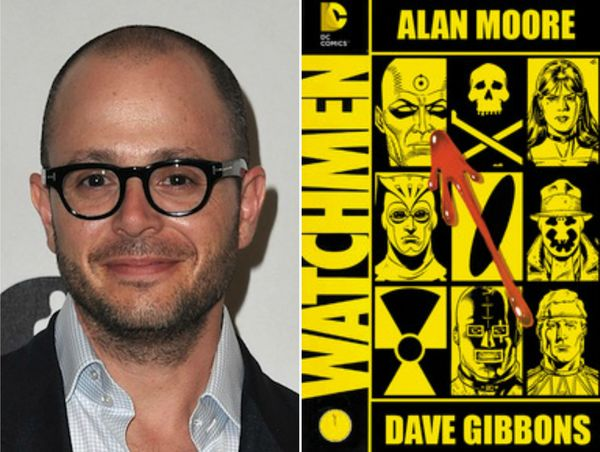 Damon Lindelof to adapt 'Watchmen' television series for HBO