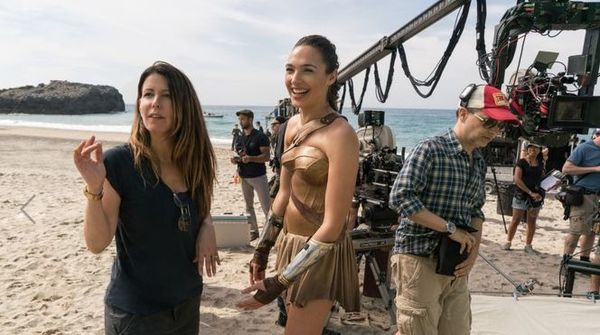 'Wonder Woman' continues to break records. Now the highest grossing live-action film by a female director