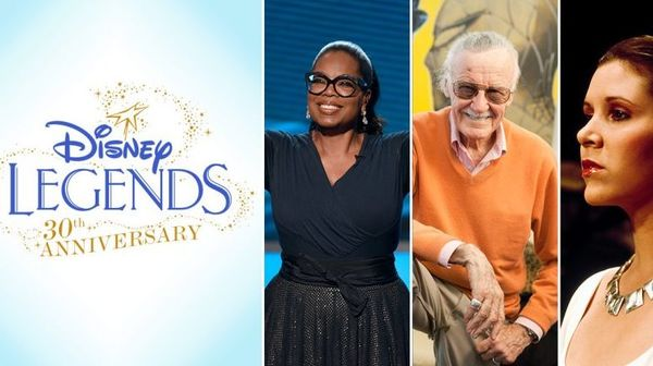 A New Class of Disney Legends Emerge