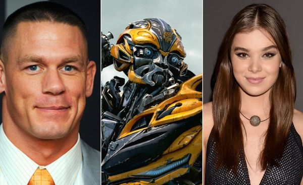 Transformers 'Bumblebee' spin-off lands John Cena. Release date confirmed for 2018