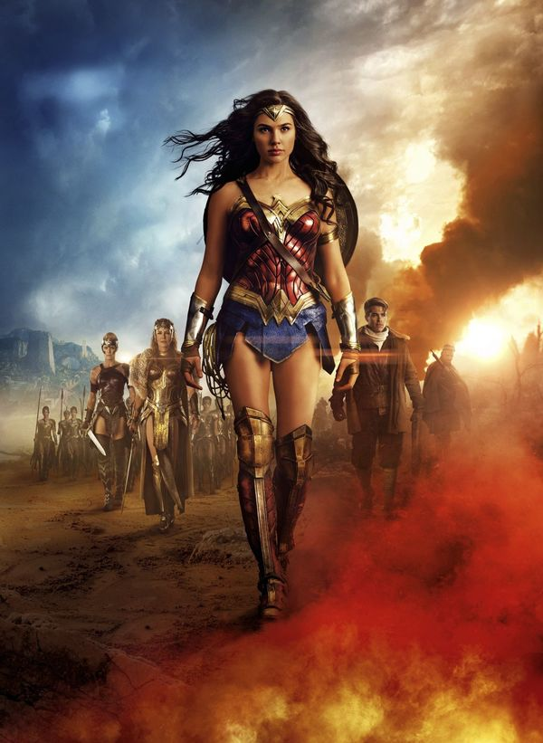 Wonder Woman's Digital and Blu-ray Release Dates Announced!