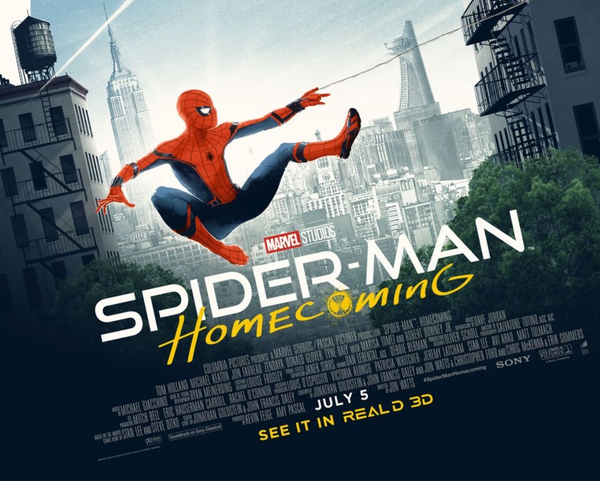 Spider-Man: Homecoming (2017) - Review