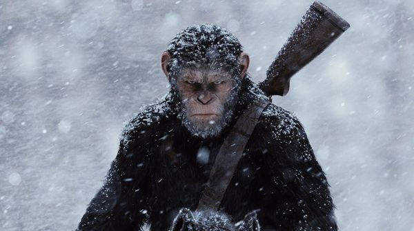 War for the Planet of the Apes (2017) Review