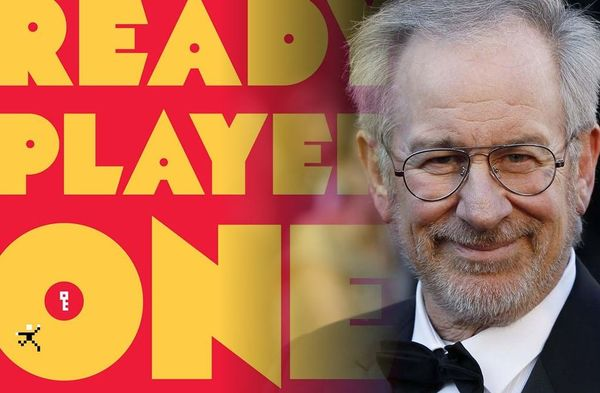 Here's your first look at Steven Spielberg's READY PLAYER ONE