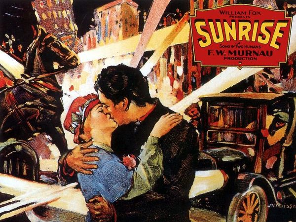 Sunrise: A Song of Two Humans and the purity of Cinema