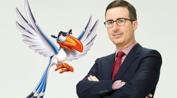 John Oliver Will Voice Zazu in Disney's 'The Lion King' Remake