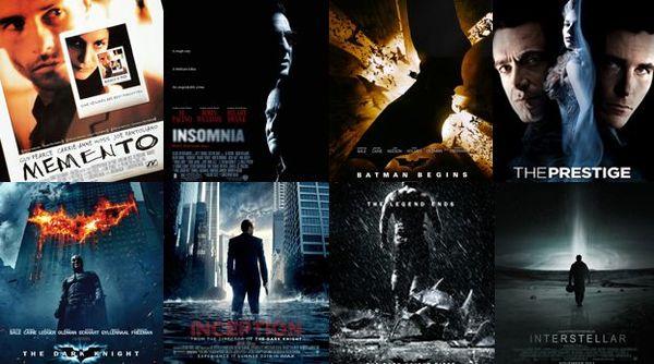 Christopher Nolan Film Retrospective │ by Haydn Leigh