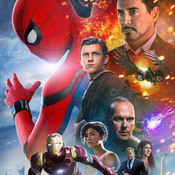 Watch the first 10 minutes of 'Spider-Man: Homecoming'!