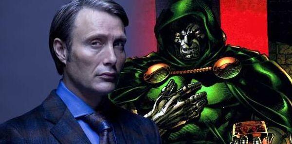 'Doctor Strange' villain Mads Mikkelsen, interested in playing Dr. Doom?