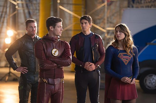 DC's Arrowverse Crossover Will Be Two Nights and Feature the Four Shows