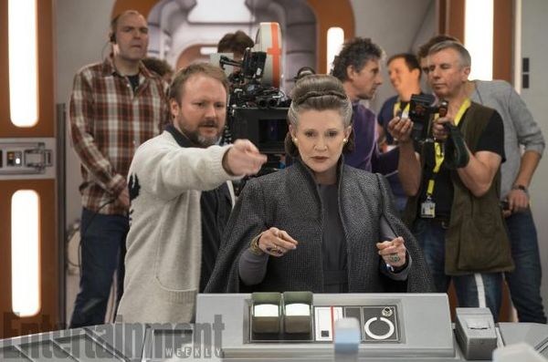 Rian Johnson to create new 'Star Wars' trilogy for Disney