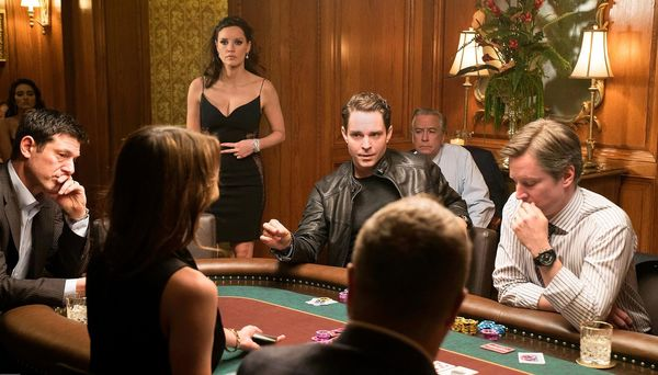 The stakes are high in Aaron Sorkin's 'Molly's Game' (teaser trailer)