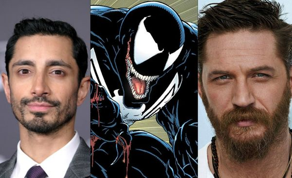 Riz Ahmed in talks to join Tom Hardy in Sony's 'VENOM'