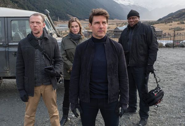 "Footage shows Tom Cruise leaping between buildings on the set of ""Mission: Impossible 6"""