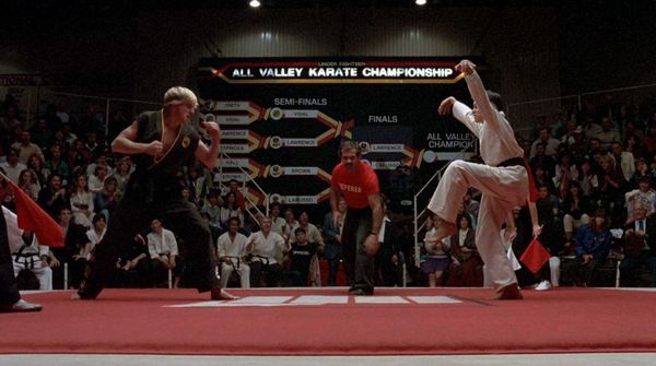 'Cobra Kai: The Karate Kid Saga Continues': New comic will retell '84's 'Karate Kid' from Johnny Lawrence's point of view