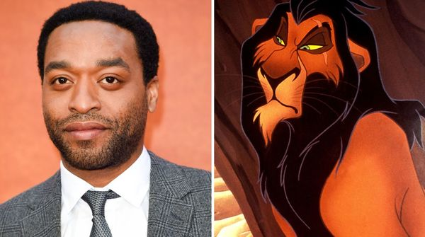 Chiwetel Ejiofor May Voice Scar in Disney's 'Lion King'