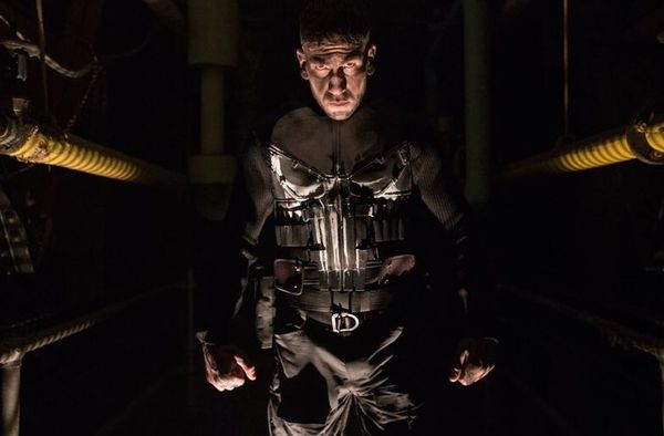 Here's Your First Look At Jon Bernthal's 'The Punisher'