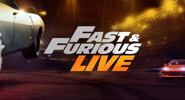 Vin Diesel announces his involvement with Fast & Furious Live