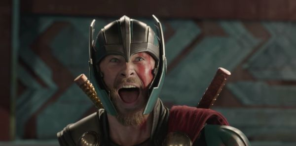 Young Make a Wish boy, wrote one of Thors famous lines.