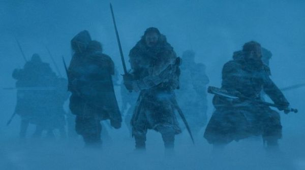 GoT: Se. 7 Ep. 6: Beyond The Wall; Review