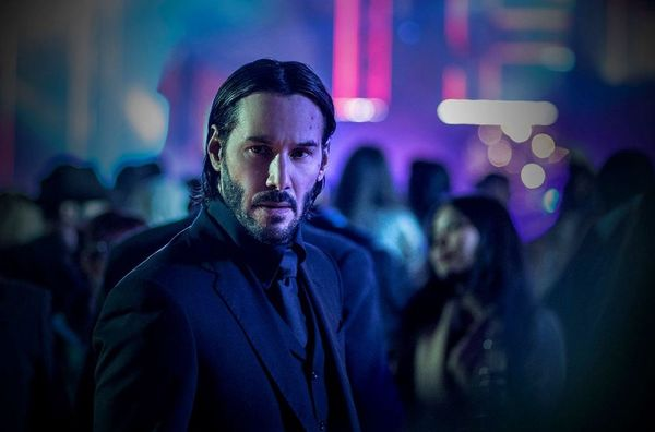"Keanu Reeves confirms the title for ""John Wick 3"""