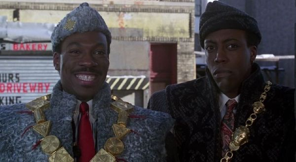 Initial plot details revealed for Paramount's 'Coming to America' sequel