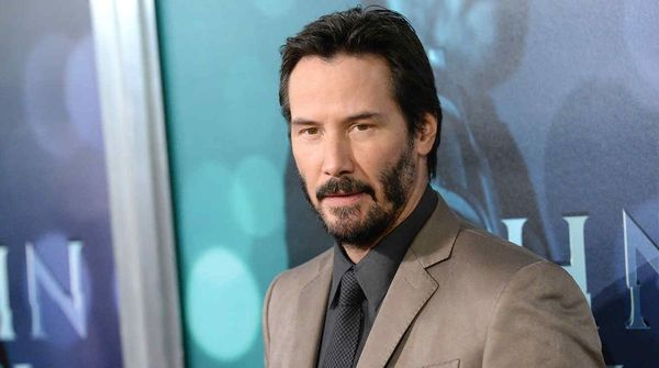 Keanu Reeves goes to extreme measures in his next film 'Replicas'