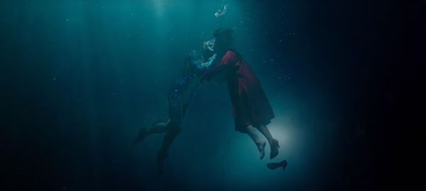 'The Shape of Water' is a lovely thriller, Del Toro's most charming film yet (TIFF review)