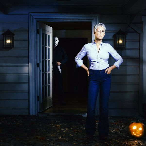 Look who's back in David Gordon Green and Danny McBride's 'Halloween'