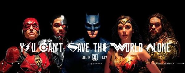 Justice League (2017) - Movie Review