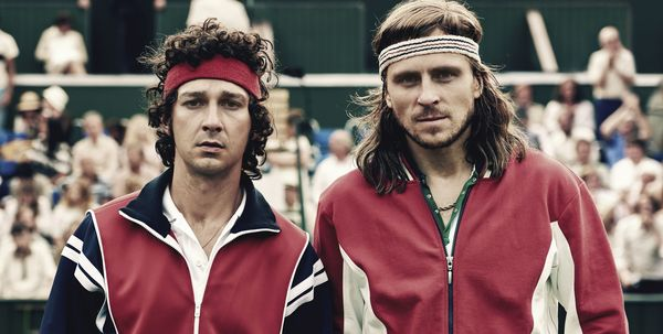 'Borg/McEnroe' is an intense retelling of tennis history (TIFF review)