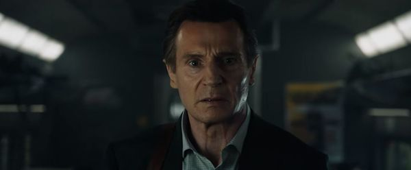 Liam Neeson does what Liam Neeson does best in 'The Commuter'