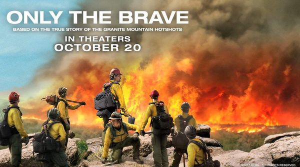 """Only the Brave"" Review"
