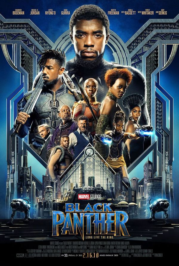 'Black Panther' Review: A Bold Statement for The Marvel Cinematic Universe