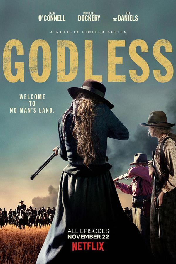First look at Steven Soderbergh's Netflix Series 'Godless'