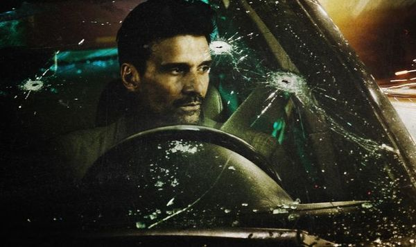Frank Grillo's 'Wheelman' is now streaming on Netflix (UK & US)