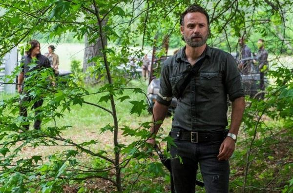 Watch the first 3-minutes of The Walking Dead Season 8 Premiere