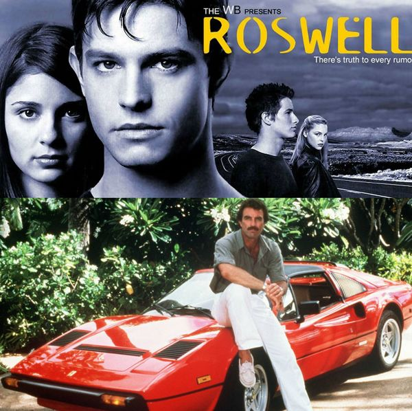'Roswell' and 'Magnum P.I.' reboots are in the works