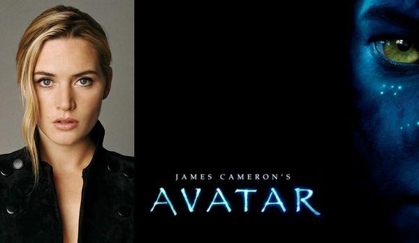 Kate Winslet joins James Cameron's 'AVATAR' universe