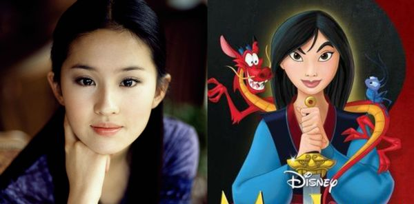 Disney's Live-Adaptation of 'Mulan' casts Liu Yifei in Title Role