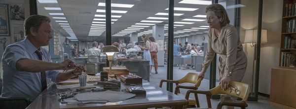 First Trailer: Steven Spielberg's 'The Post'
