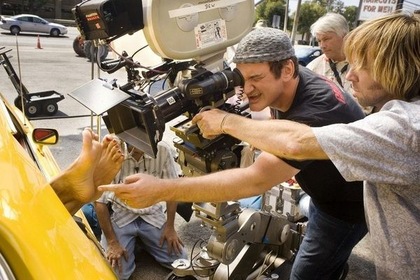 Tarantino's ninth film finds a home; First plot details emerge