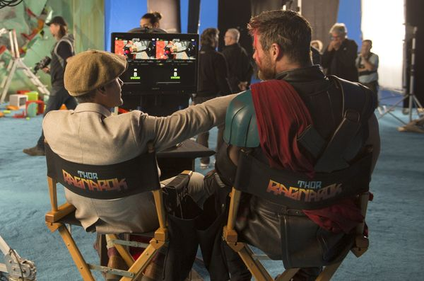 Kevin Feige talks 'Thor: Ragnarok' and addresses a few spoiler-filled questions!