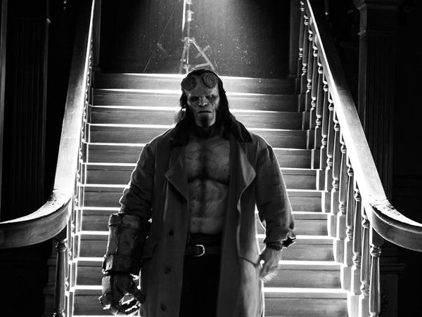 HELLBOY reboot set for January 11, 2019