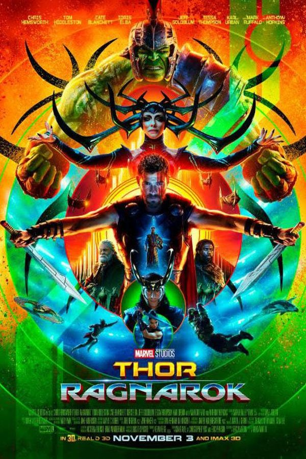 Thor: Ragnarok Is A Incredibly Witty and Colorful Film