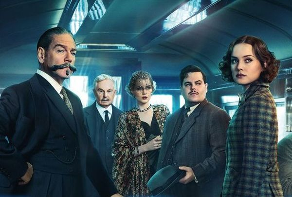 Murder on the Orient Express (2017) Review