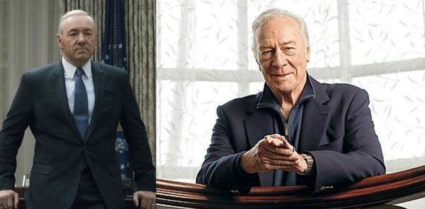 'All The Money In The World': Kevin Spacey - Out, Christopher Plummer - In