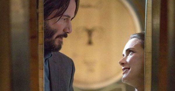 First look at Keanu Reeves and Winona Ryder in 'Destination Wedding'